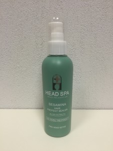 Head Spa hear protect sealer