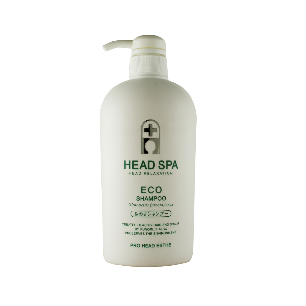 Head Spa eco shampoo
